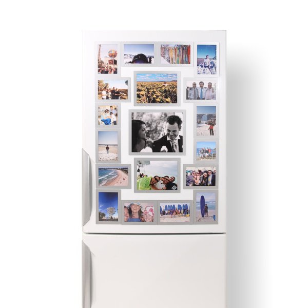 Fridgi Magnetic Frames - Simple, Stylish, High Quality