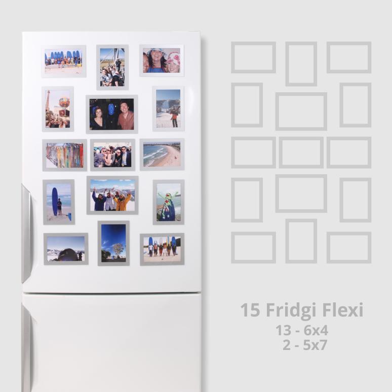 Fridgi Magnetic Fridge Frames