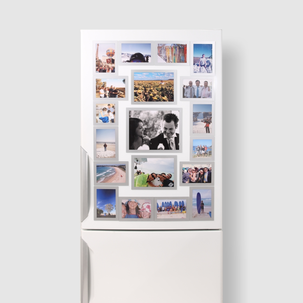 Fridgi Flexi Magnetic Frames