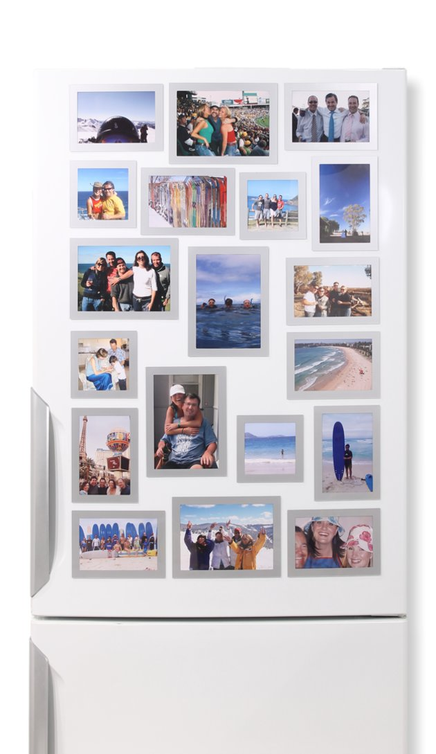 Magnetic Photo Frames | Fridgi Magnetic Frames USA